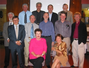 UI Staff reunion (2003)