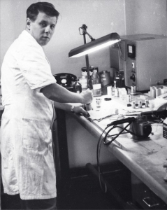 George Kossoff (1962)