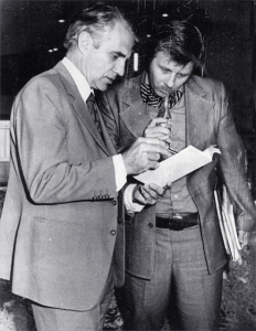 George Kossof, Bill Garrrett (1973)