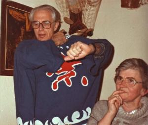 Bill and Nancy Garrett (1985)