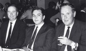 Colin McKellar, Jack Jellins, Ray Piesse