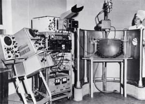 Mk I scanner, Royal Hospital for Women (early 1962)