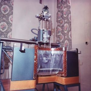 Mk II scanner, RHW (1974)