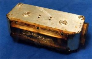 Linear mechanical scanner