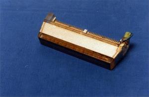 Linear array transducer