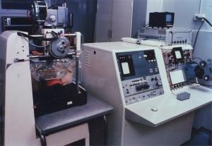 Mark II eye echoscope, RPAH (1972)