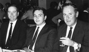 John McCaffrey, Jack Jellins, Ray Piesse