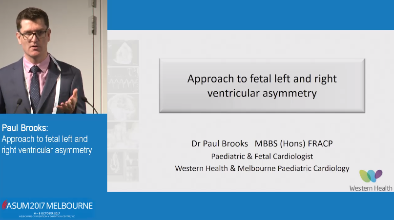 ASUM Conference Videos - Australasian Society for Ultrasound in Medicine