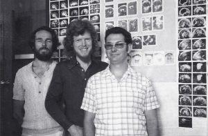 Rob Gill, Roger Hanlon, Graham Lange