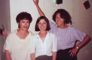 Kaye Griffiths, Sally Simpson, Janette Boyd (1987?)