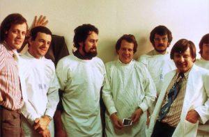 Keith Daniel, Dave Carpenter, Peter Boele , Russ Thompson, Ray Wood, George Kossoff (1986)