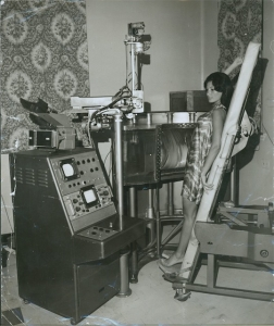 Mk I scanner with new console, RHW (1965)