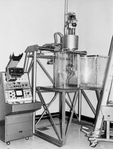 Mk II scanner, Hickson Rd (1967)