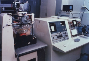 Mark II eye echoscope, RPAH (1972)