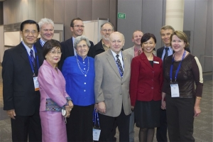 Group photograph, ASUM Annual Scientific Meeting (Melbourne, 2006)