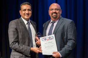 2019 Tutor Trainer Of The Year - Ash Mukherjee