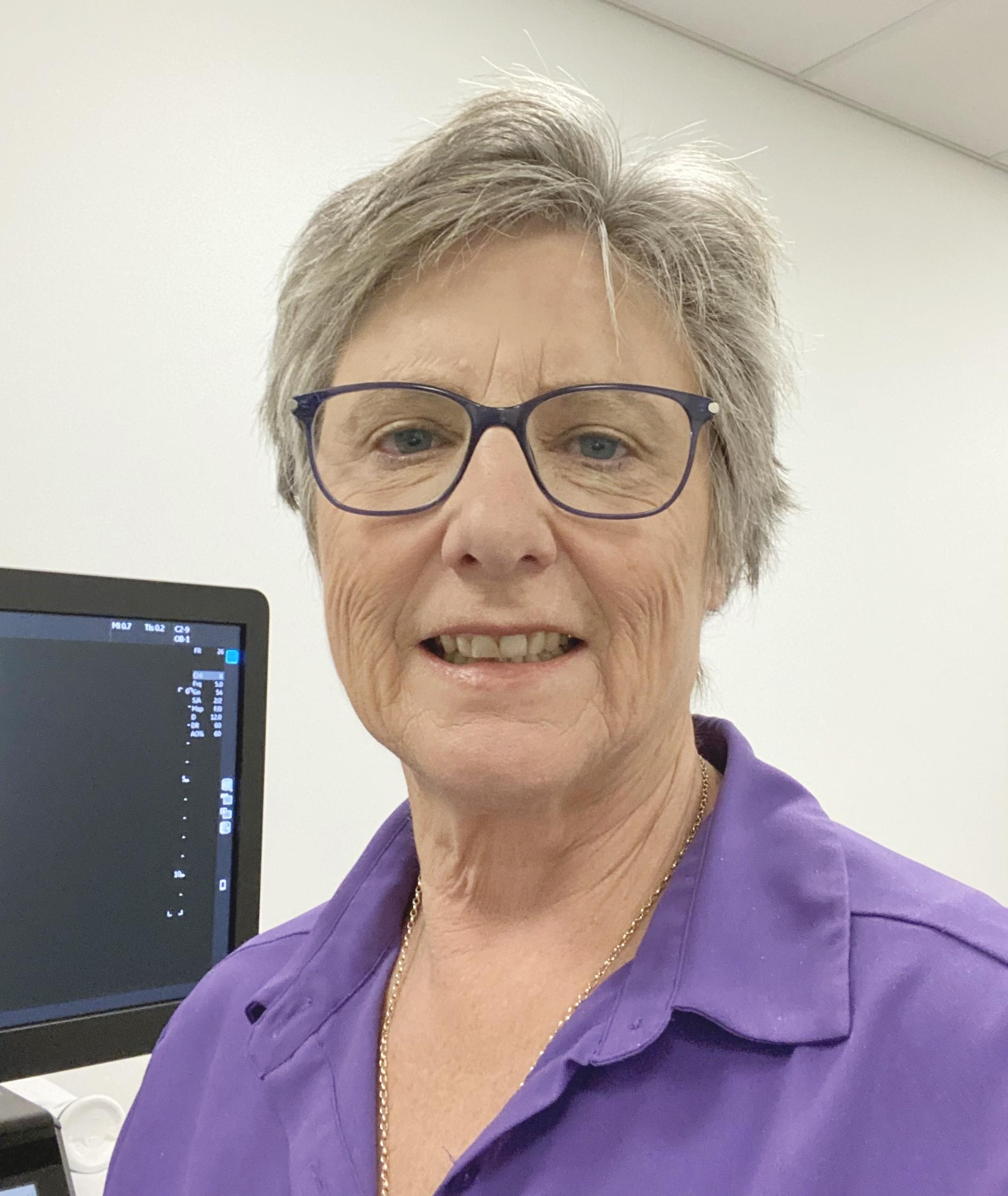 2020 Australasian Sonographer Of The Year - Jill Muirhead