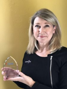 2019 Sonographer Of The Year Rowena Gibson