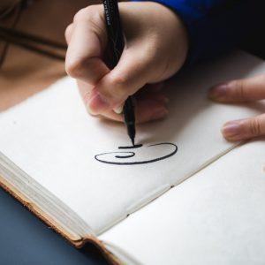 ASUMCare4U : Calligraphy